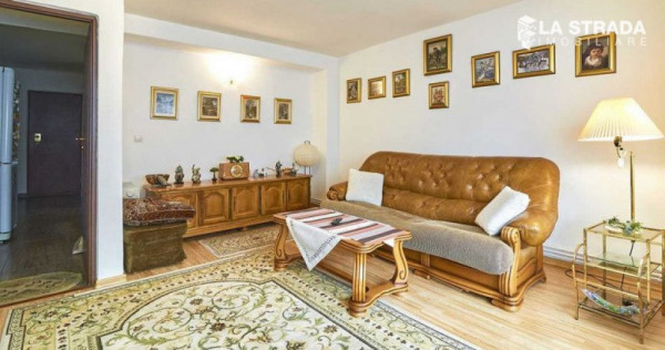 Apartament spatios si modern 2 cam dec. - Marasti, The Offic