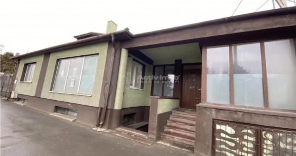 Casa/ Spatiu Comercial- 6 Camere, 3 Bai, Brasov