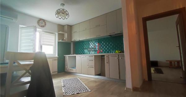 Bloc 90, reabilitat, apartament de 59mp- Doamna Ghica