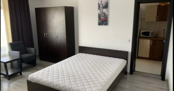 CUG apartament 1 camera decomandat 40 mp bloc nou