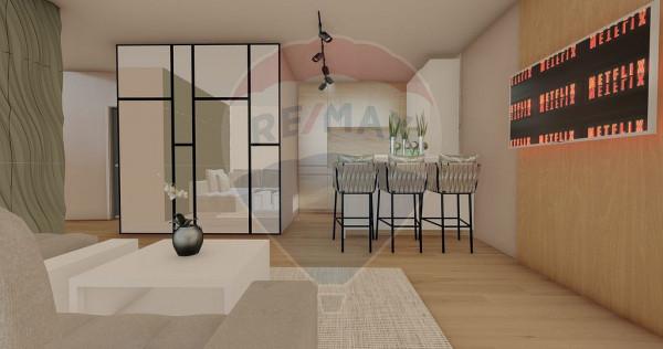 Apartament cu 4 camere de vanzare Mamaia