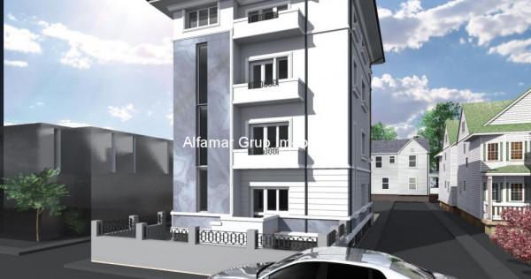 Duplex Lux 7 camere, 3 bai, Unirii- Rond Cosbuc
