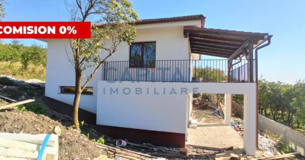 Casa Individuala Parter+Etaj, 136 mp utili + teren 600 mp in