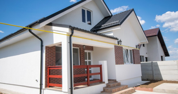 Casa Parter 100 mp + Pod MANSARDABIL cu placa - Pozitie Buna