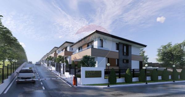 "Vile individuale 5 camere Complex rezidential ""Peninsula ..."