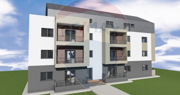 De vanzare, Apartament cu terasa ,oras Magurele