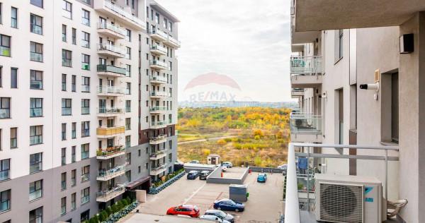 Apartament 2 camere de vânzare în zona Aviatiei - Belve...