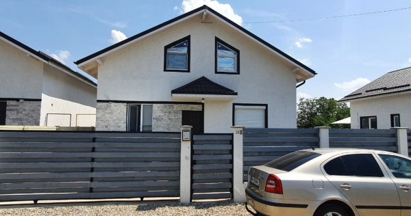Vila Moderna | Centru Berceni | Teren 465mp | Incalzire pard