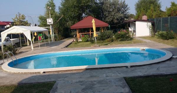 Vila Snagov-Ghermanesti central