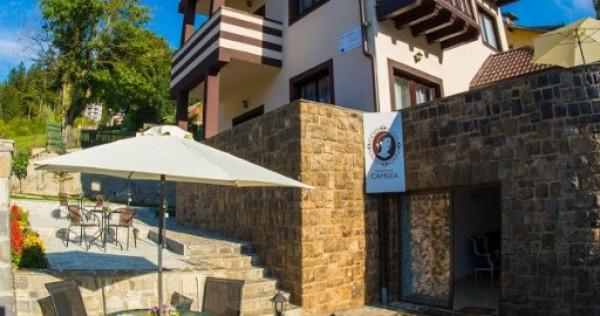 Pensiune exclusivista in Busteni - Zamora