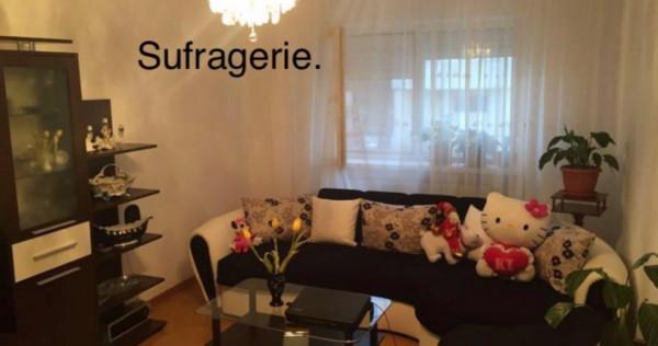 Apartament 3 Camere decomandat conf. 1, Piata Mare