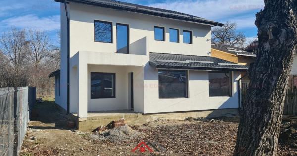Casa noua in Cornu,4 camere,zona centrala,asfalt,utilitati !