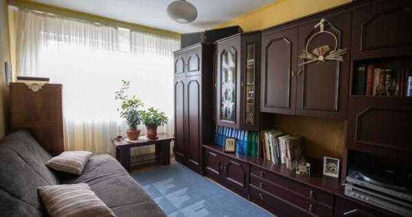 Apartament 2 camere - Zona Astra etaj intermediar