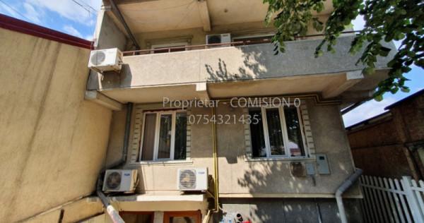 Vila D+P+1 centrală zona Casa de Cultură – COMISION 0