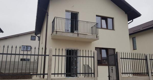 Casa Single deosebit-3 dormitoare-320mp teren-Bragadiru