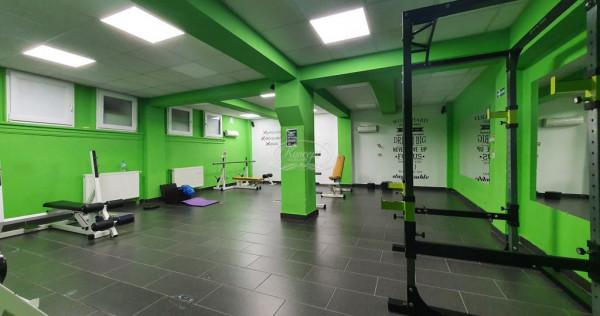 Spatiu comercial pretabil pentru sala fitness/dans
