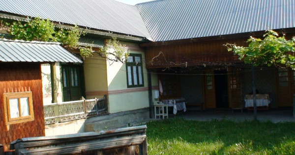 Casa in Negrilesti Vrancea