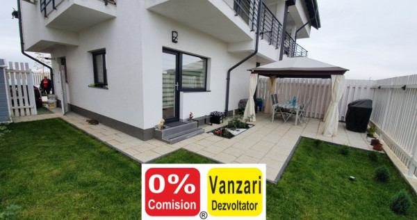 Casa direct dezvoltator - Dobroesti Central