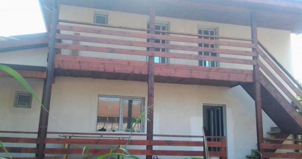 Vilă 4 apartamente comuna Berceni