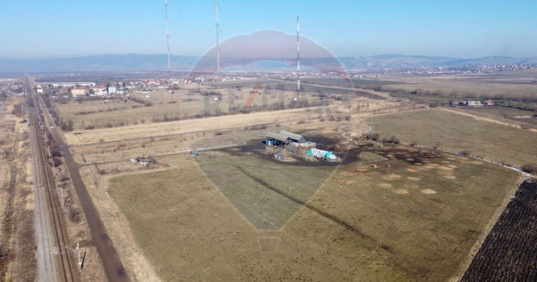 Teren 50000 mp de vânzare - Bod, Jud. Brașov