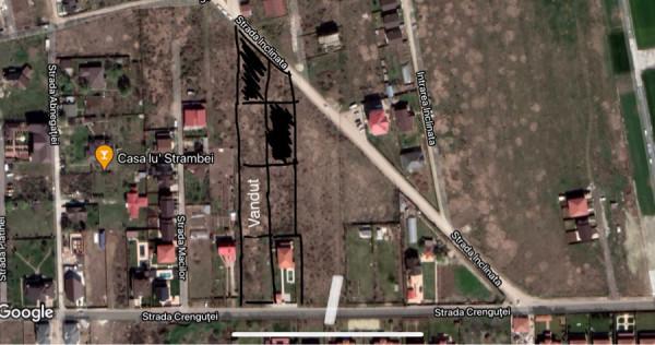 Teren intravilan - Domnesti, Ilfov 1000 mp