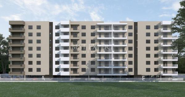Apartament 3 camere cu terasa 68 mp mp Auchan Titan Avans mi
