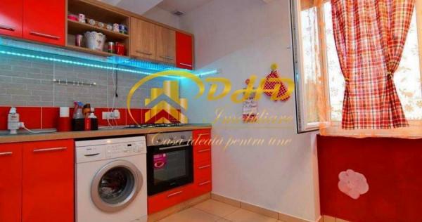 Apartament cu o cameră, mobilat și utilat, zona Nicolina