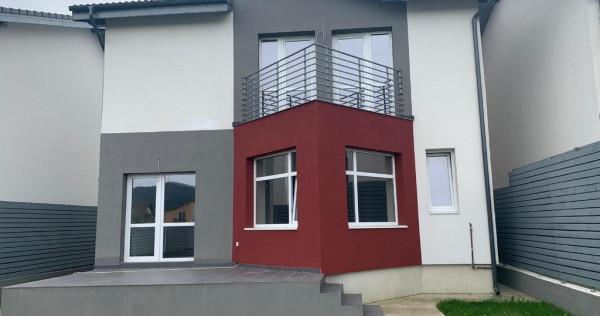 Casa individuala Sanpetru 120 mp utili