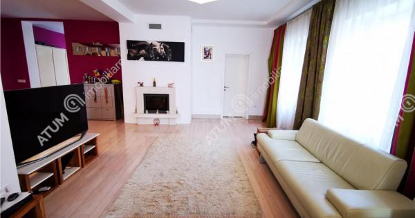 Casa individuala cu 650 mp teren de langa Parcul Sub Arini