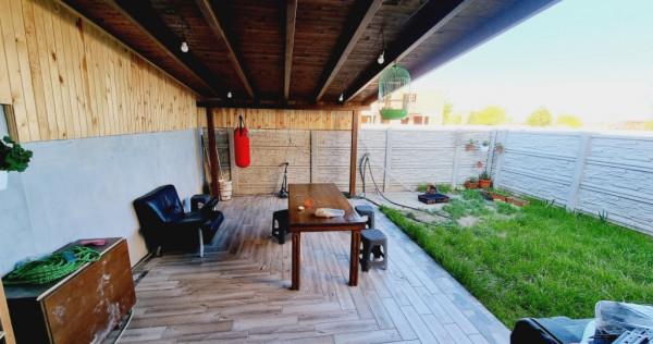 Ansamblu rezidențial duplexuri,încălzire în pardoseală