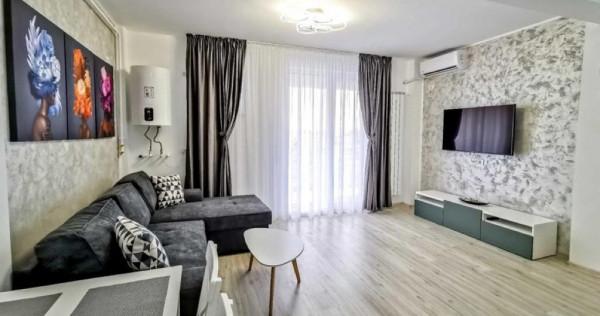 Apartament 2 camere -- Mamaia Nord LUX
