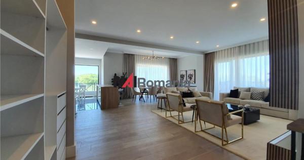 Penthouse 4 camere - ansamblu rezidential Pipera