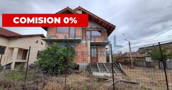 Casa in constructie in zona Someseni. Comision 0!