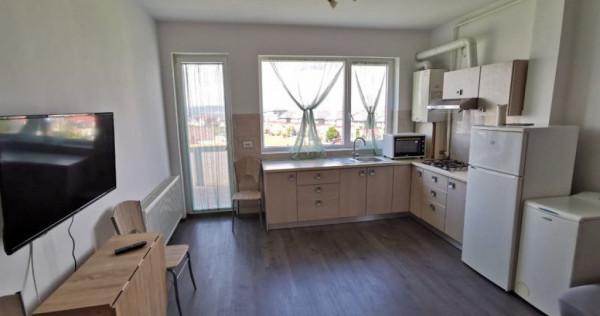 Apartament 2 camere, zona Calea Turzii, bloc nou.