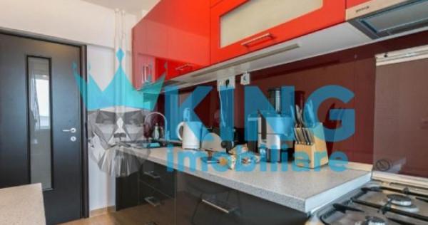 Apartament 2 camere Dorobani// bloc Perla// 2 balcoane
