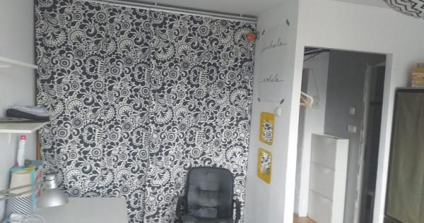 Garsoniera Bulevard Constantin Brancoveanu,etaj intermediar