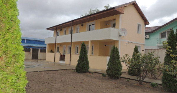 Casa cu etaj - zona Elvila Constanta