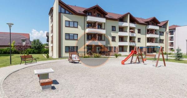 Apartament mobilat House Residence cu parcare