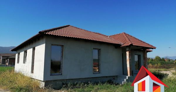 Casa individuala pe un nivel - Alba Micesti