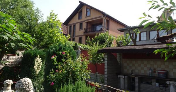 Casa in Deva, zona centrala, D+P+E+M, constructie din 2005