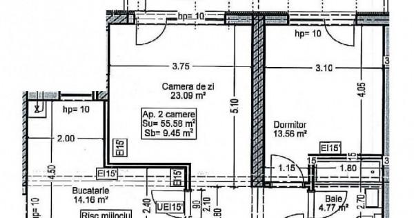 Apartament 2 camere -1decembrie-PARC