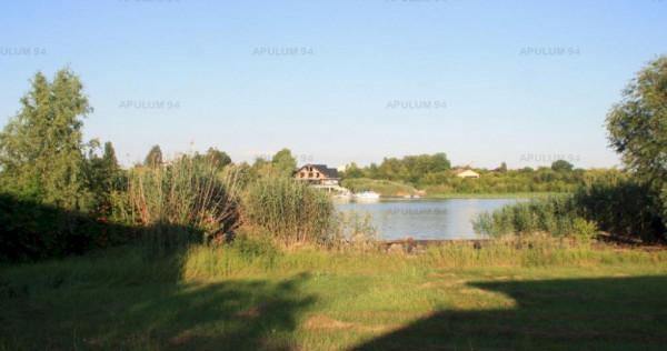 Vila Rustica | Izvorani - Snagov | Deschidere la lac 87 ml