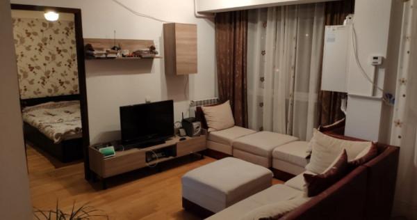 Tatarasi-Green Park, apartament cu centrala proprie, mobilat