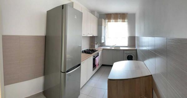 2 camere Avantgarden, decomandat, etajul 1, mobilat-utilat