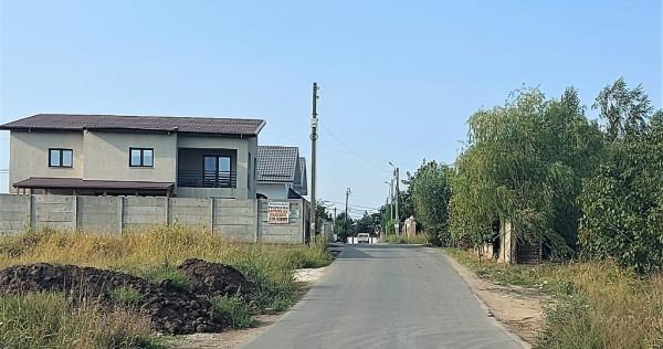 Teren PUZ aprobat Comuna Berceni