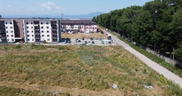 Teren de vanzare 833 mp zona Tractorul, Brasov