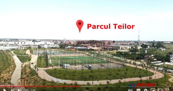 Penthouse cu piscina Titan - Parcul Teilor