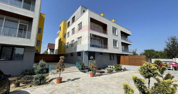 Apartament cu 2 camere de vânzare în zona Baneasa