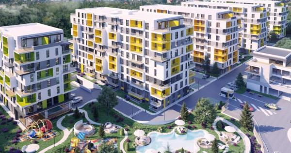 Apartament 2 camere decomandat. Noua ta casa la Real Resort