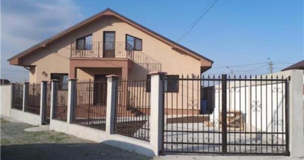 Casa P+M - localitatea Valu lui Traian